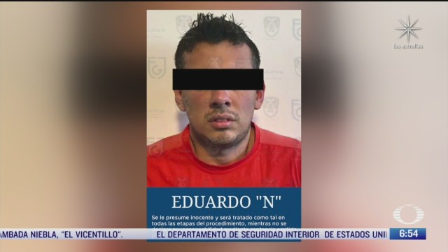 capturan al acosador de claveria