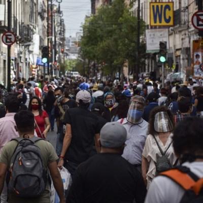 México suma 38 mil 310 muertos por coronavirus y 331 mil 298 casos confirmados