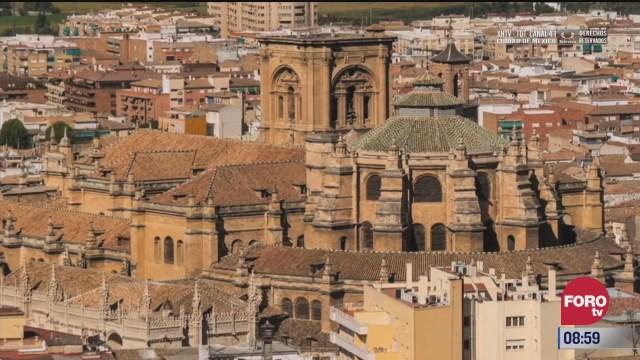 catedrales del mundo catedral de granada espana