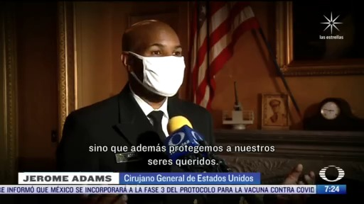 cifras de pandemia en mexico estan subestimadas segun el cirujano general de eeuu