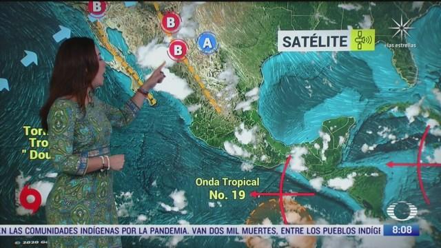clima al aire ciudad de mexico tendra lluvias con granizo