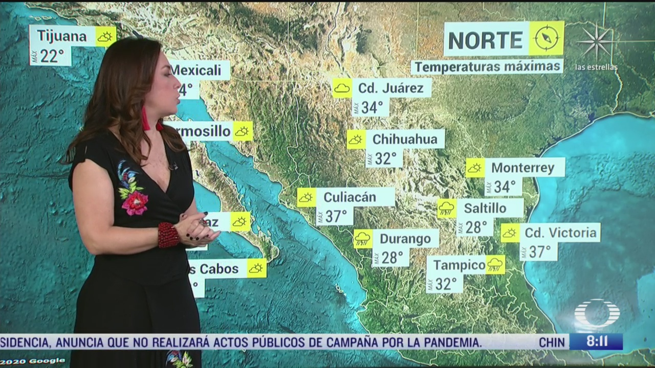 clima al aire onda tropical 10 provocara lluvias en michoacan