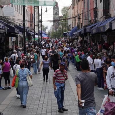 Reducen horarios a comercios del Centro Histórico de la CDMX