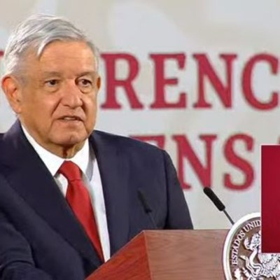 Conferencia matutina López Obrador 6 de julio de 2020