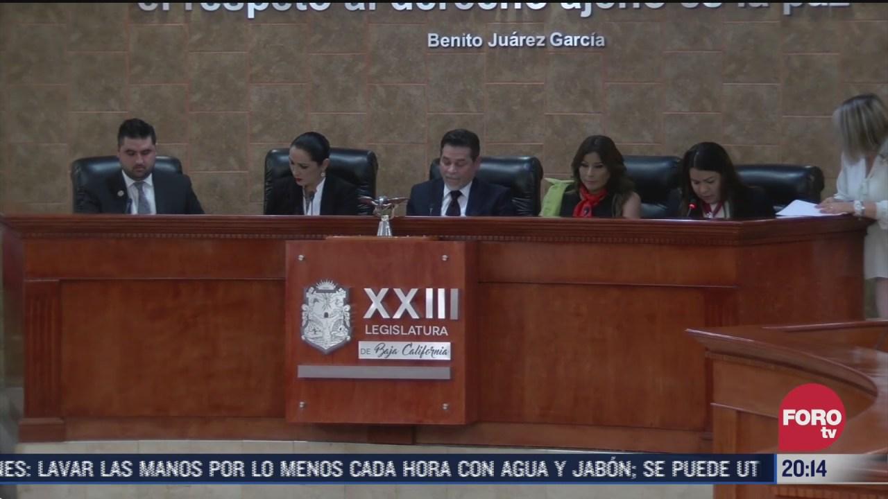 Congreso de Baja California rechazó por segunda ocasión el matrimonio igualitario en la entidad