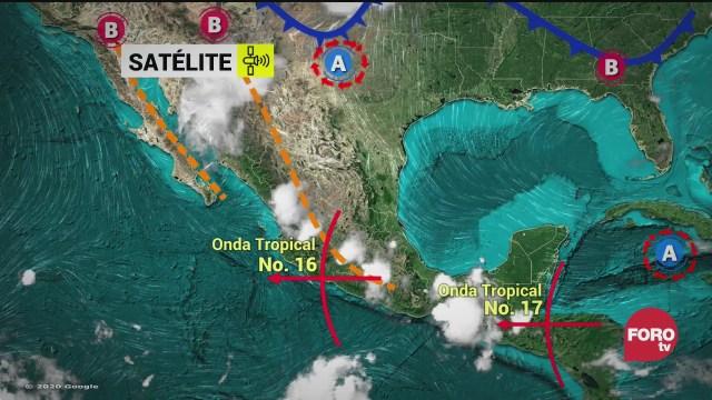 continuaran las lluvias en las proximas horas alerta proteccion civil