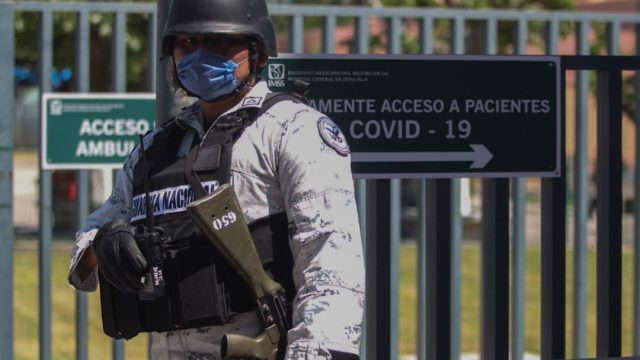 Guardia Nacional lanza convocatoria; aquí los requisitos