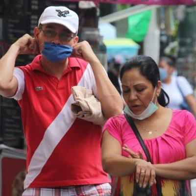 Proponen multas para quien escupa en la calle en CDMX