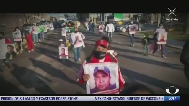 desalojan con violencia a familiares de desaparecidos en guanajuato