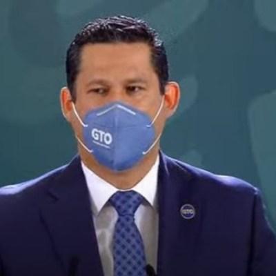 Diego Sinhue Rodríguez, gobernador de Guanajuato