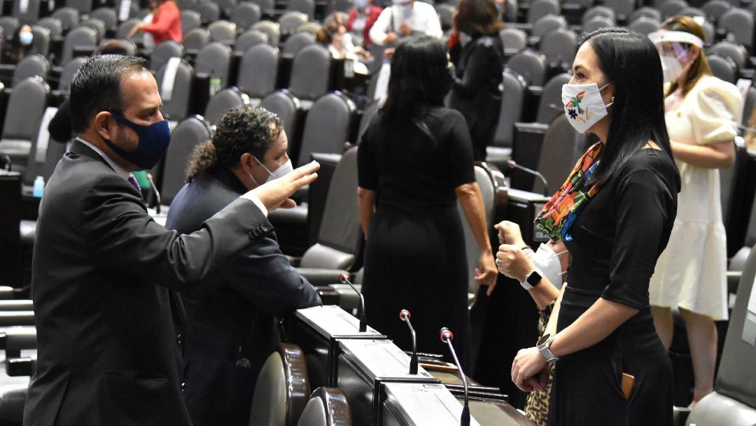 Diputados aprueban a los nuevos consejeros del INE.