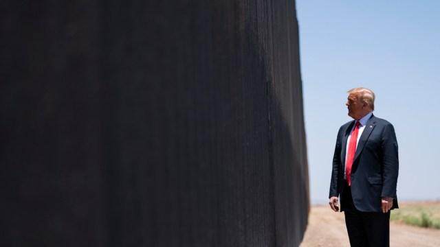 Gobierno de Trump también instalará 'muro virtual' en frontera con México