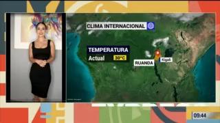 el climaenexpreso internacional del 31 de julio del