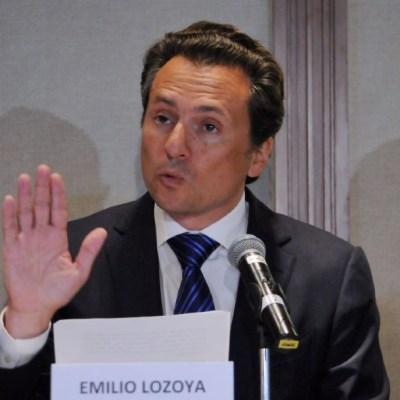 Colocan brazalete de localización a Emilio Lozoya para seguir su proceso en libertad