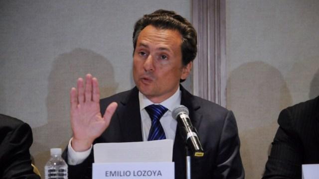 Emilio Lozoya, exdirector de Pemex, se declara inocente del caso Odebrecht