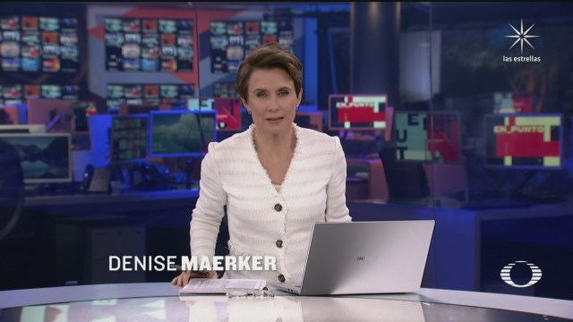 En Punto Denise Maerker Televisa Programa Completo 6 Julio 2020