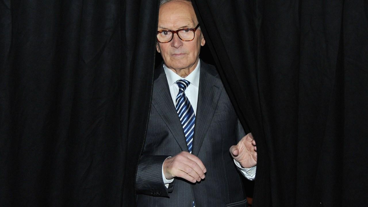 Ennio Morricone, Autor de Sountracks para Películas