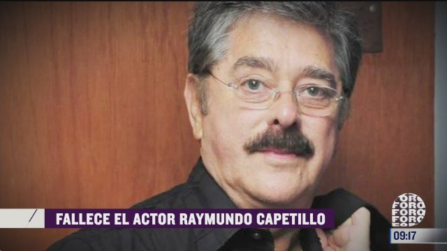 espectaculosenexpreso fallece el actor raymundo capetillo