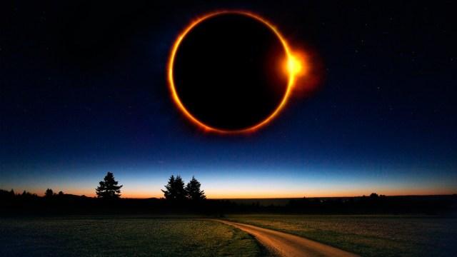 El 2021 tendrá cuatro eclipses en total