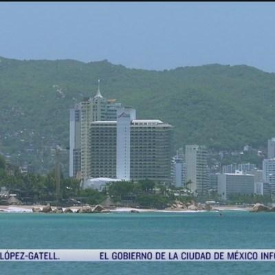 Fenómeno meteorológico sorprende a habitantes de Acapulco