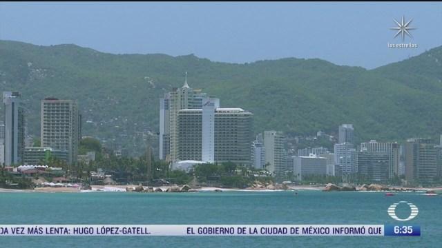 fenomeno meteorologico sorprende a habitantes de acapulco