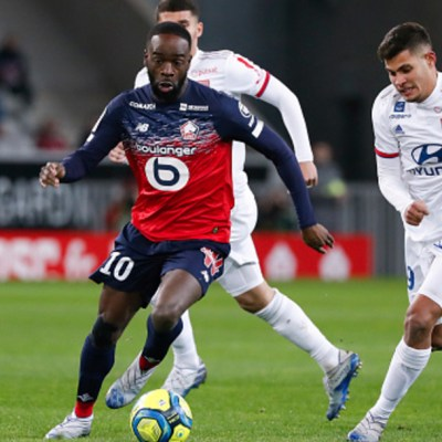 Tres futbolistas del Lille, en Francia, dan positivo al COVID-19