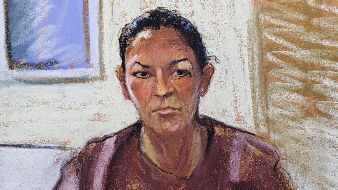 Ghislaine Maxwell se declara inocente por caso Epstein; le niegan libertad bajo fianza