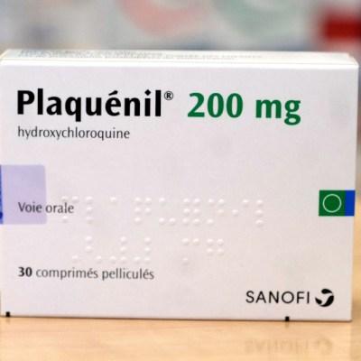 OMS detiene ensayos con hidroxicloroquina para tratar pacientes hospitalizados por COVID-19