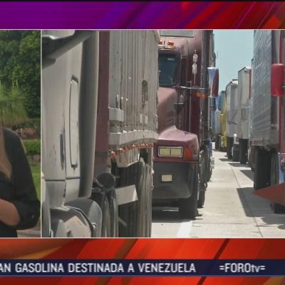 Indígenas Yaquis bloquean carretera a transportistas en Sonora
