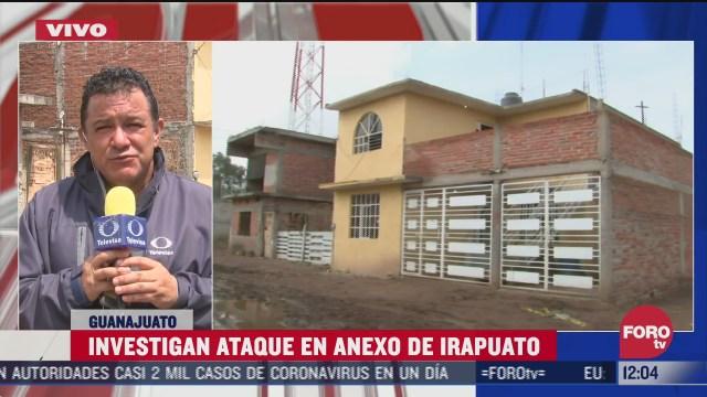 investigan ataque en centro de rehabilitacion de irapuato