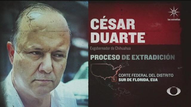César Duarte exgobernador de Chihuahua comparecerá en Corte de Estados Unidos