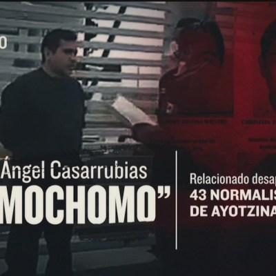 Juez ordena dejar en libertad a José Ángel Casarrubias, 'El Mochomo'