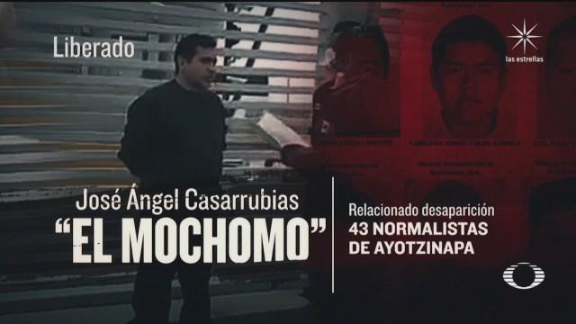 'El Mochomo' librado y rehaprendido por la FGR