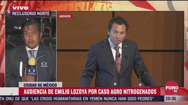 juez senala que no se violaron derechos humanos de emilio lozoya