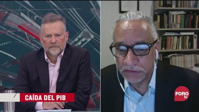 Leo Zuckermann y Raúl Feliz analizan la cíada del PIB