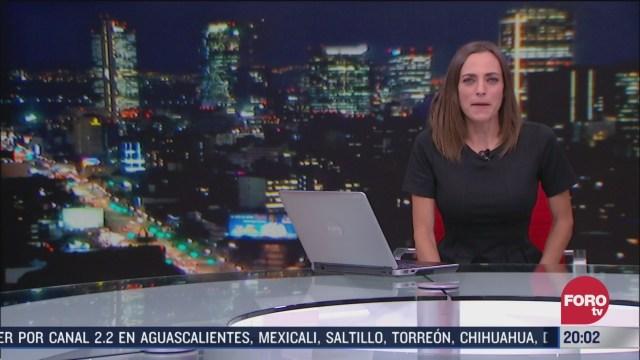 las noticias con ana francisca vega programa del 8 de julio de