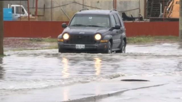 Habitantes de Coahuila, Nuevo León y Tamaulipas, en alerta por Huracán Hanna