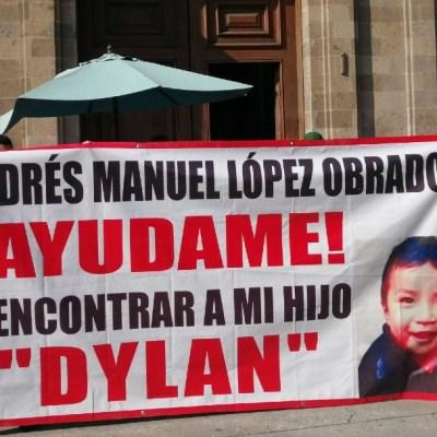 Mamá de Dylan manda conmovedor mensaje para recuperar a su hijo