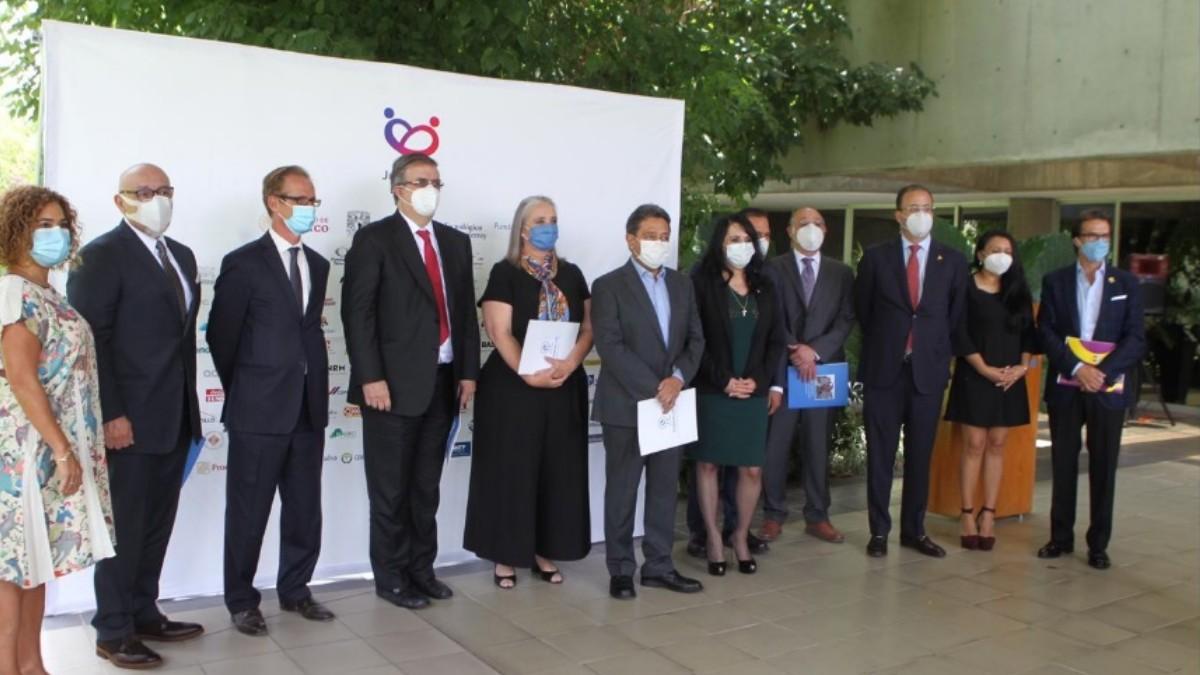 México entró a fase 3 en protocolo para vacuna contra Covid: SRE