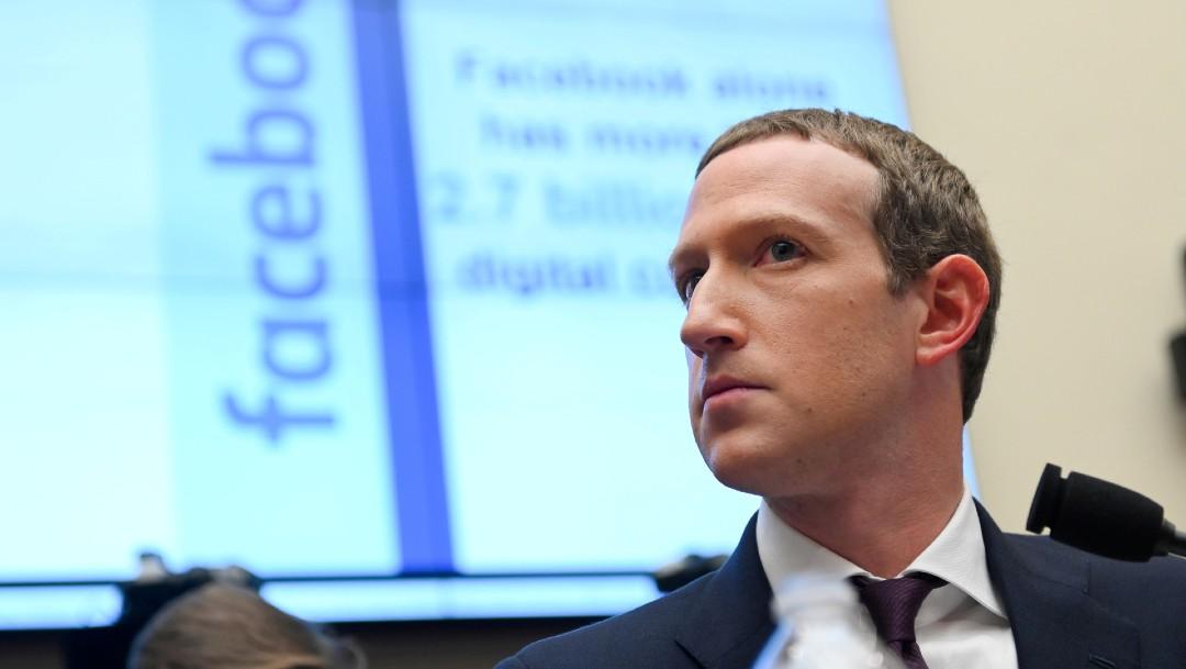 Mark Zuckerberg, director de Facebook