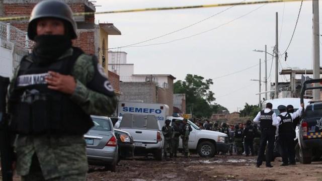 Detienen a los tres principales implicados en la masacre del anexo en Irapuato, Guanajuato