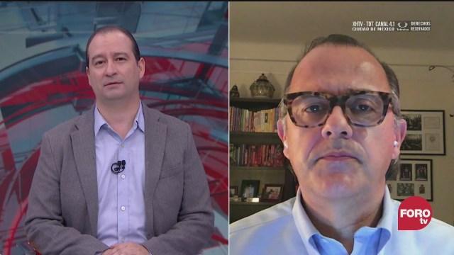 Mario Campos y Jorge Suárez-Vélez analizan la situación económica en México tras la pandemia de coronavirus