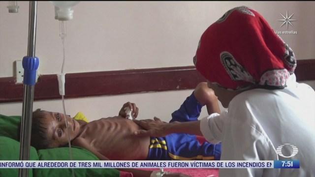 miles de ninos podrian morir de hambre a causa del coronavirus