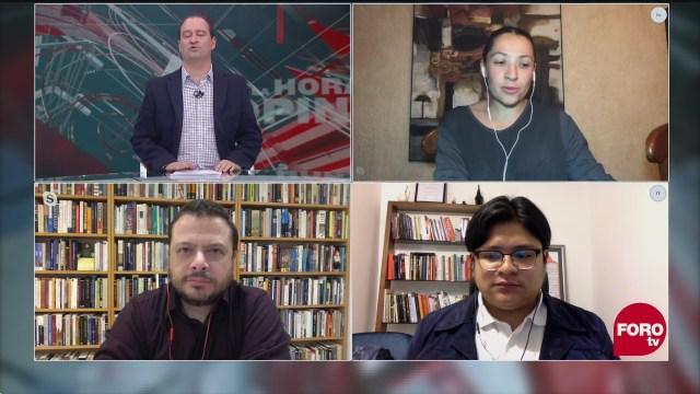 Mario Campos, Paula Sofía Vázquez, Carlos Bravo Regidor y Gibrán Ramírez analizan los conflictos internos de Morena en la busqueda de la dirigencia nacional