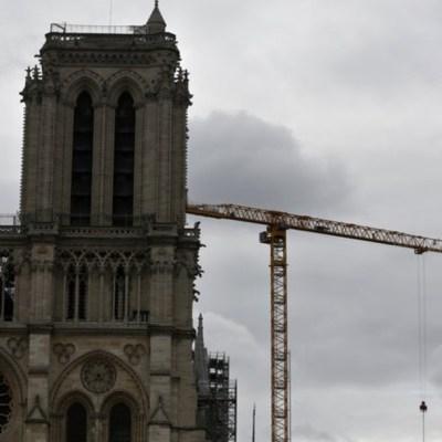 Francia opta por una reconstrucción tradicionalista de la Catedral de Notre Dame, lo que incluirá plomo potencialmente tóxico