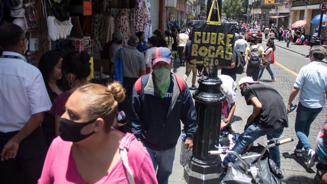 Nuevas medidas de acceso a Centro Histórico de CDMX molesta a transeúntes durante segundo día