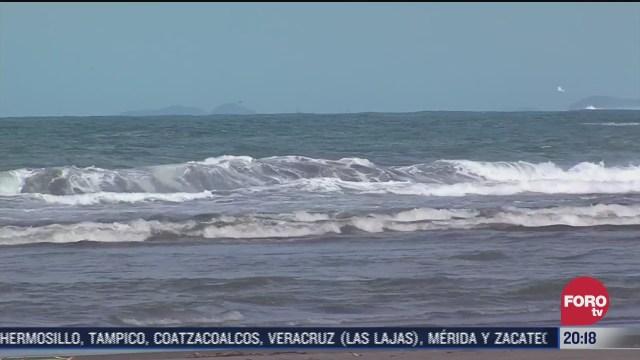 Onda tropical 17 deja afectaciones en siete municipios de Colima