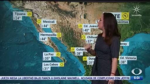 onda tropical provocara lluvias en colima jalisco y michoacan