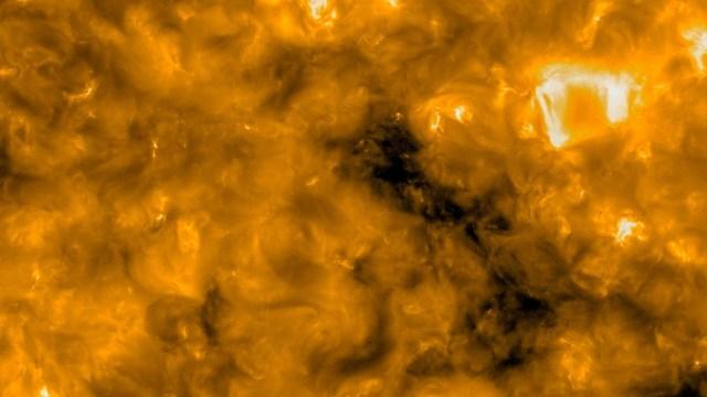 Orbital Solar capta imágenes cercanas del sol