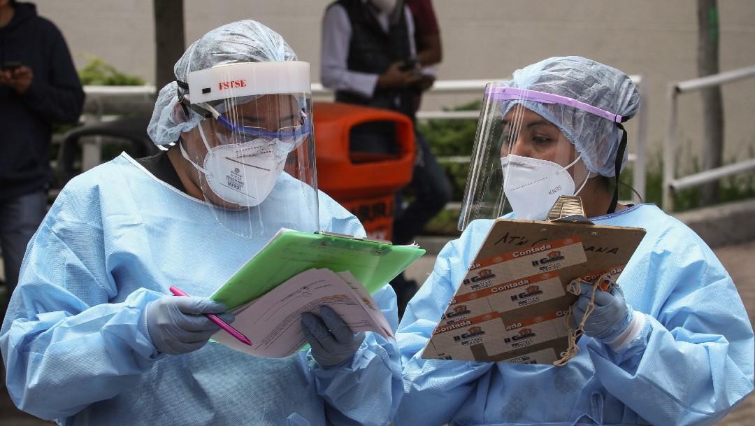 Actualmente, el Hospital Juárez de México ha dado de alta a más de 550 pacientes por mejoría